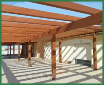 Pertgolati d&m strutture in legno foggia